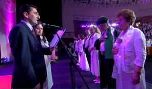 アルバニアで「真の家庭祝福祝祭および平和祝福式」
